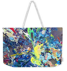 Ma Palette Weekender Tote Bag