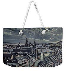Maastricht By Moon Light Weekender Tote Bag
