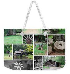 Mabry Mill Weekender Tote Bag