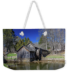 Mabry Mill Late Fall Weekender Tote Bag