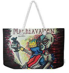 Machiavalien Weekender Tote Bag