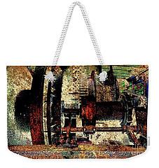 Machine Art Weekender Tote Bag