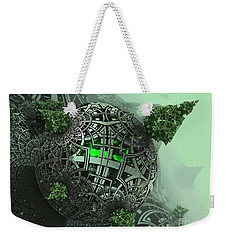 Machine Life Weekender Tote Bag