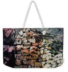 Machu Picchu Ruins- Peru Weekender Tote Bag by Ryan Fox