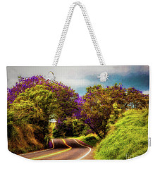 Weekender Tote Bag featuring the photograph Magical Maui  ... by Chuck Caramella