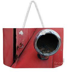 Mack Light Weekender Tote Bag