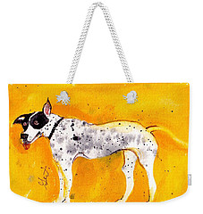 Mack The Pit/dalmatian Weekender Tote Bag