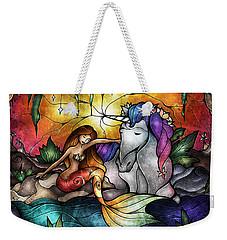 Mackenzie's Treasure Weekender Tote Bag