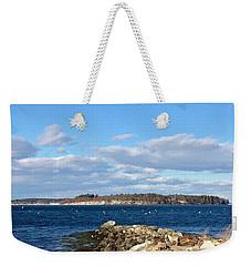 Mackworth Island Falmouth Maine Weekender Tote Bag