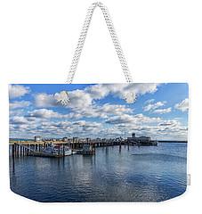 Macmillan Pier Weekender Tote Bag