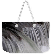 Macro Falls Weekender Tote Bag