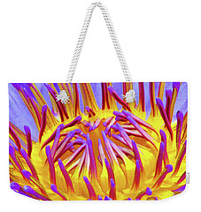 Macro's Lotus Weekender Tote Bag