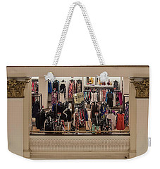 Macy's Department Store Weekender Tote Bag
