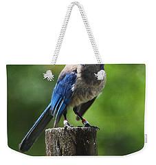Mad Bird Weekender Tote Bag