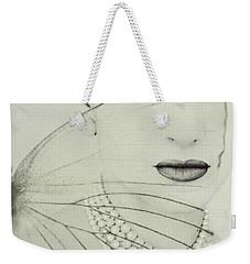 Madam Butterfly - Maria Callas  Weekender Tote Bag