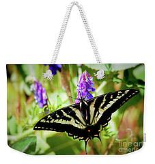 Madam Butterfly Weekender Tote Bag