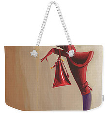 Madame Rouge Weekender Tote Bag