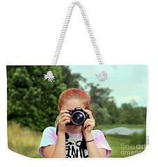 Maddie Ama Weekender Tote Bag