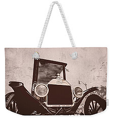 Made In Usa Weekender Tote Bag by Caitlyn  Grasso