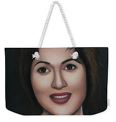 Madhubala - The Angel Of India Weekender Tote Bag