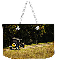 Madison County Back Roads-ford Weekender Tote Bag