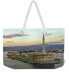 Madonna Della Lettera Weekender Tote Bag