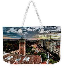 Madrid Sunset Weekender Tote Bag