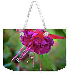 Magenta Fuchsia Weekender Tote Bag