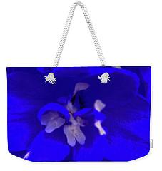 Magestic Blue Weekender Tote Bag