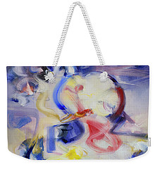 Magic And Romance Weekender Tote Bag