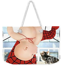 Magic Baby Face-spider Baby Weekender Tote Bag