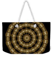 Magic Brass Rings Weekender Tote Bag