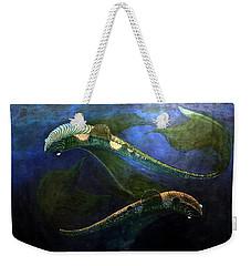 Magic Fish Weekender Tote Bag