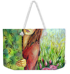 Magic Garden 021108 Weekender Tote Bag