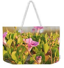 Magic Garden Weekender Tote Bag by LeeAnn Kendall