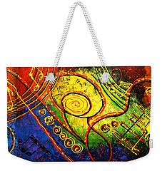 Magic Guitar Weekender Tote Bag