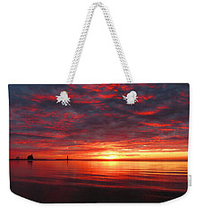 Magic In My Lens Weekender Tote Bag by Greta Larson Photography
