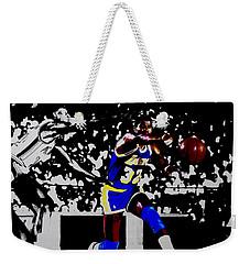 Magic Johnson Bounce Pass Weekender Tote Bag