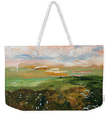 Magic Marsh Weekender Tote Bag