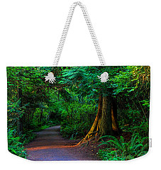 Magic Moment Weekender Tote Bag by Alana Thrower