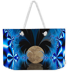 Magic Moon Weekender Tote Bag