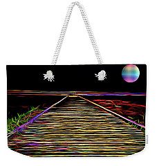 Magic On The Boardwalk Weekender Tote Bag