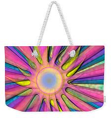 Magic Sun Weekender Tote Bag