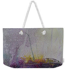 Magic Time Weekender Tote Bag by Mary Sullivan