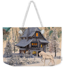 Magic Touch Weekender Tote Bag