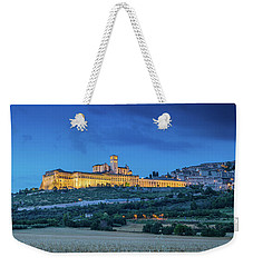 Magical Assisi Weekender Tote Bag by JR Photography