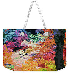 Magical Autumn Weekender Tote Bag