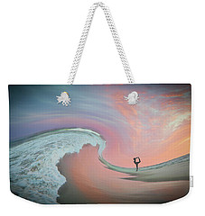 Magical Beach Sunset Weekender Tote Bag
