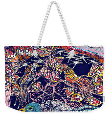 Magical Birds Weekender Tote Bag
