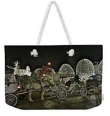 Magical Carriage Ride Weekender Tote Bag